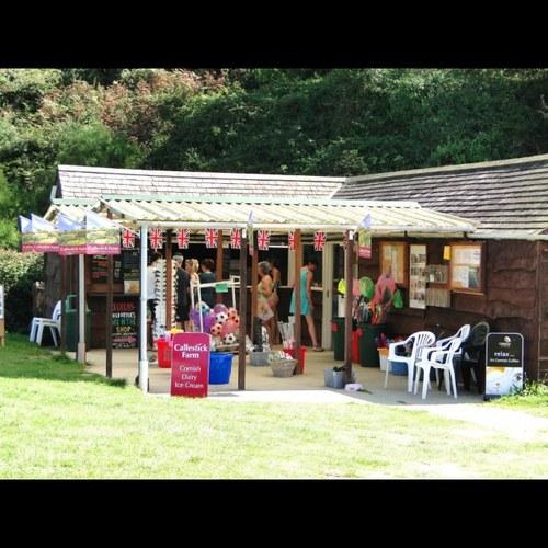 Castle Beach Cafe Caerhays Beach Cafe
