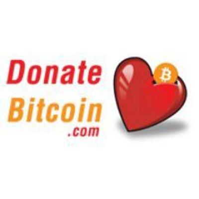 Donate bitcoin donatebitcoin twitter ccuart Choice Image