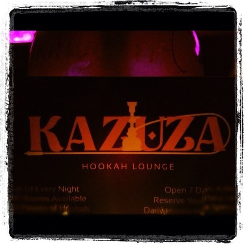 Kazuza Hookah Lounge in New York