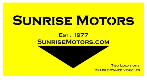 Sunrise Motors Salessunrise Twitter
