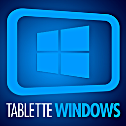 Windows 10 installer la tablette