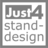 Just 4 stand-design
