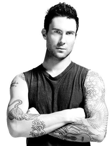 Adam levine indo adamlevineina twitter for Maroon 5 tattoos hindu