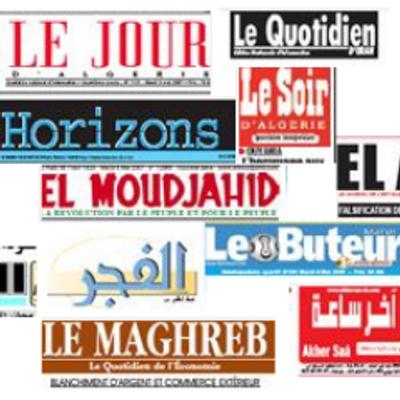 journaux algerien