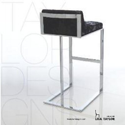Fine Lisa Taylor Designs On Twitter Hello New Lobby Stool In Ibusinesslaw Wood Chair Design Ideas Ibusinesslaworg
