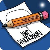 Walt Handelsman twitter profile