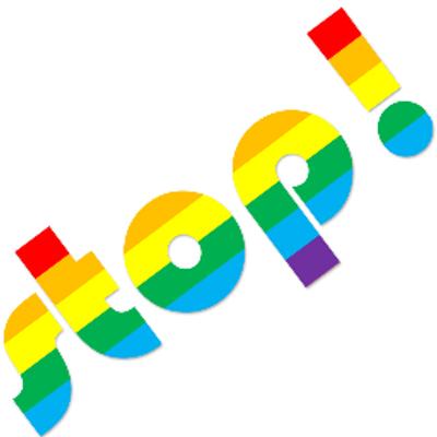 Resultado de imagen de stop homofobia
