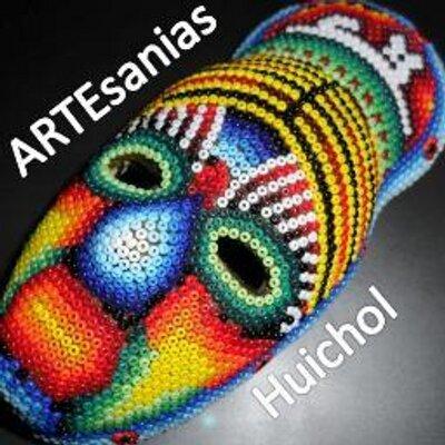Artesania huichol artesan huichol twitter - Artesania de indonesia ...