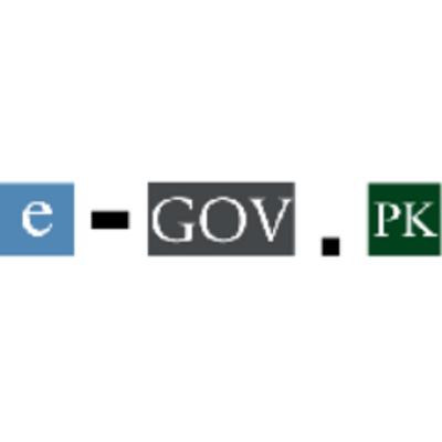 e government services in pakistan