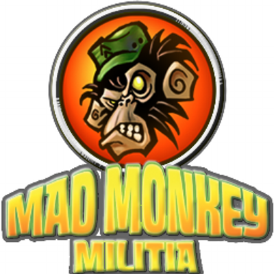 Mad Monkey Logo Mad Monkey Militia