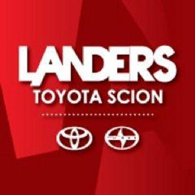 Delightful Landers Toyota