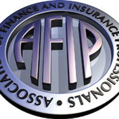 Assoc of F&I Pros (@AFIP_Updates)   Twitter