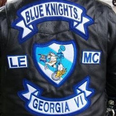 Blue knights xxx motorcycle club something