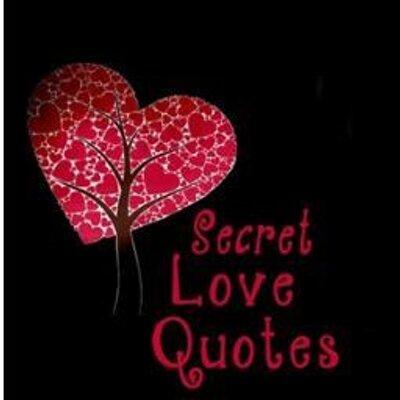 Secret Love Quotes At Secretlovequote Twitter