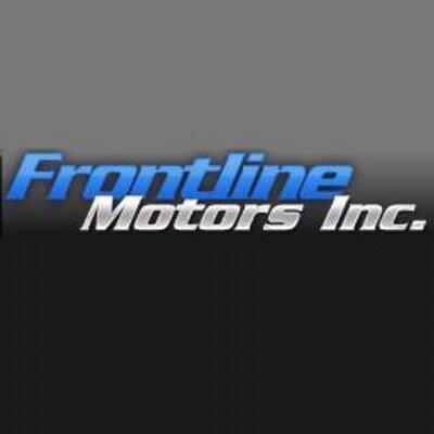 Frontline Motors Inc Frontlinemotor1 Twitter