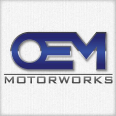Oem Motorworks Oemmotorworks Twitter