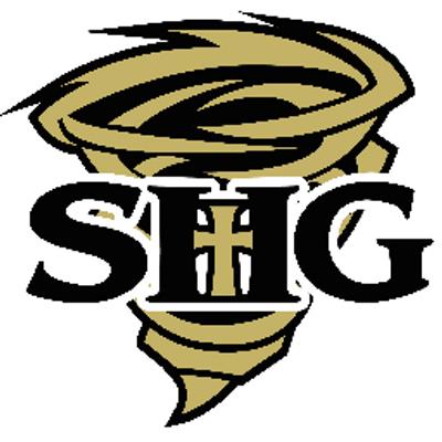 SACRED HEART GRIFFIN HIGH SCHOOL logo