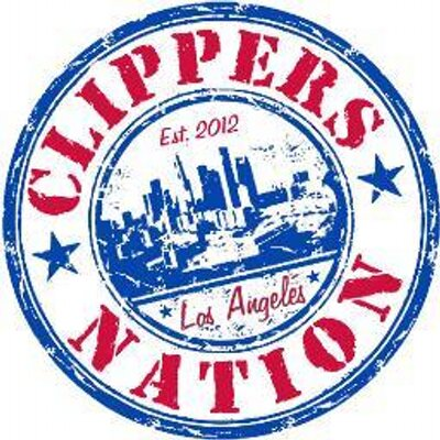 Clippers Nation 77469e59275e0f1a17463eee4ae30354_400x400