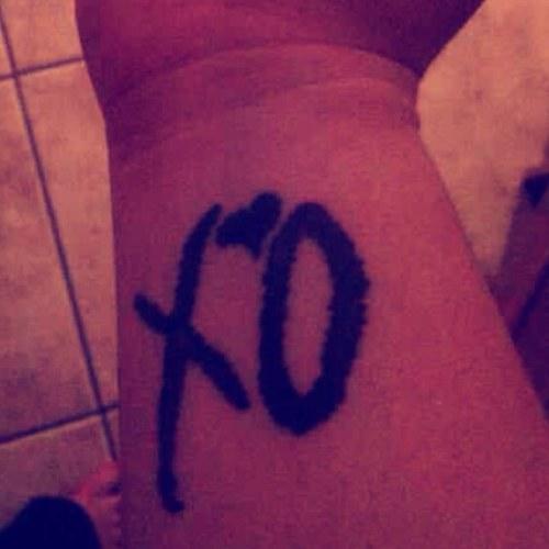 Xo Tattoo Thewkndxotattoo Twitter