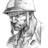 Sgt. Rock's Scowl