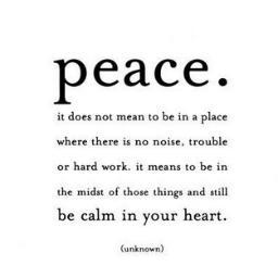 Peace Quotes On Twitter If You Cannot Find Peace Within Yourself
