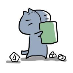 Kamicat 来年の干支が 子 なので簡単 なネズミの描き方を考えてみました あとは絵の横にでも太文字で ネズミ と書いておけば完璧です 年賀用に藁にも縋るという方はよろしければ