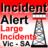 Incident Alert-VicSA