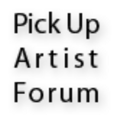 pick up artist forum
