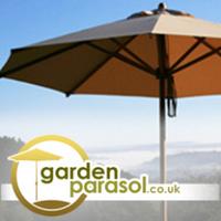 @Garden Parasols