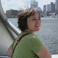 Melanie Thompson (@EditorSpice )