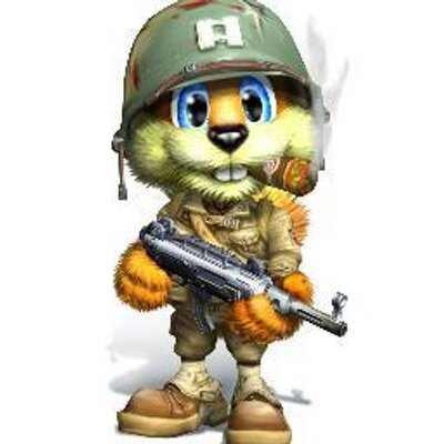 Conker the Squirrel (@C_the_Squirrel) Twitter profile photo