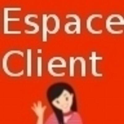 espace client espace client twitter. Black Bedroom Furniture Sets. Home Design Ideas