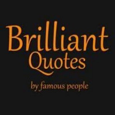 Brilliant Quotes New Brilliant Quotes On Twitter How I Made My Life A Negativity Free
