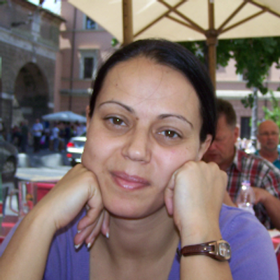 Jasmina B Tasevska Profile Image