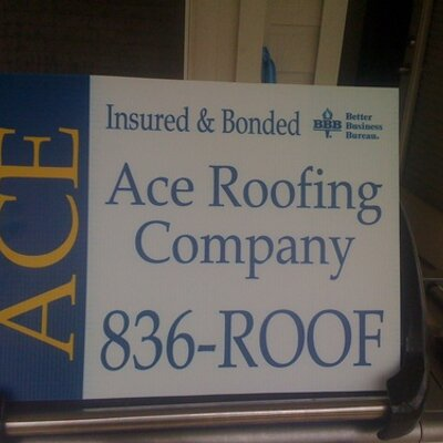 Lovely Ace Roofing Company (@AceRoofing) | Twitter