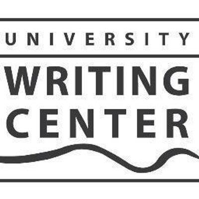 Writing center hours