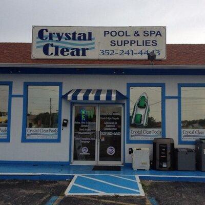 Crystal Clear Pools