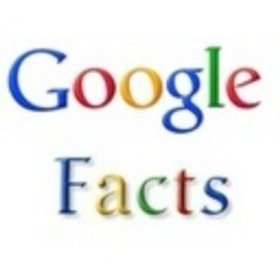 the google fact