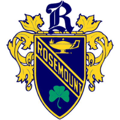 Image result for rosemount irish crest logo