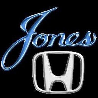Jones Honda logo