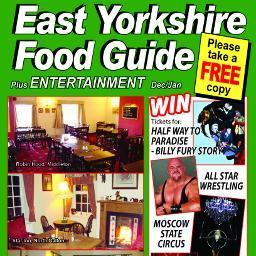 E Yorks Food Guide EYORKSFOODGUIDE Twitter