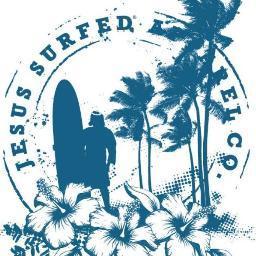Jesus Surfed