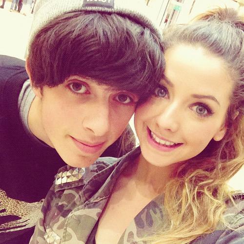Zoe Sugg And Boyfriend