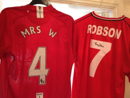 Mrs W Official