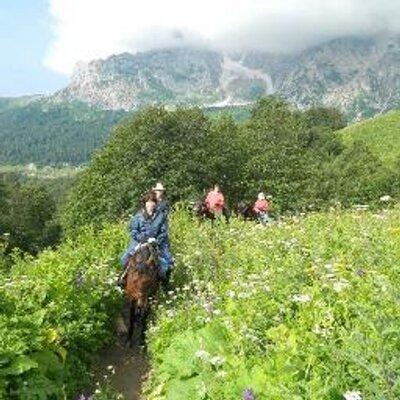 рыбалка в горах кавказа летом