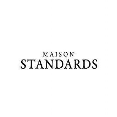 Maison standards maisonstandards twitter for Maison standard