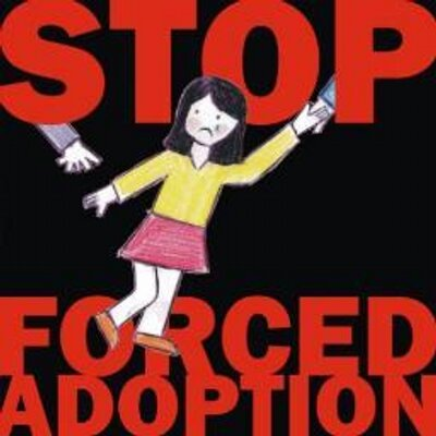 Stop Forced Adoption | Social Profile