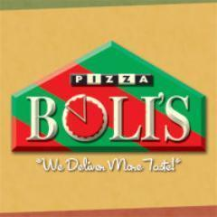 Pizza Boli's is currently located at Lee Highway. Order your favorite pizza, pasta, salad, and more, all with the click of a button. Pizza Boli's accepts orders online for pickup and delivery.