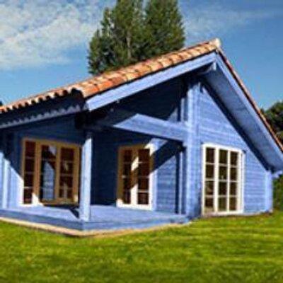 maison bois en kit maison bois kit twitter. Black Bedroom Furniture Sets. Home Design Ideas