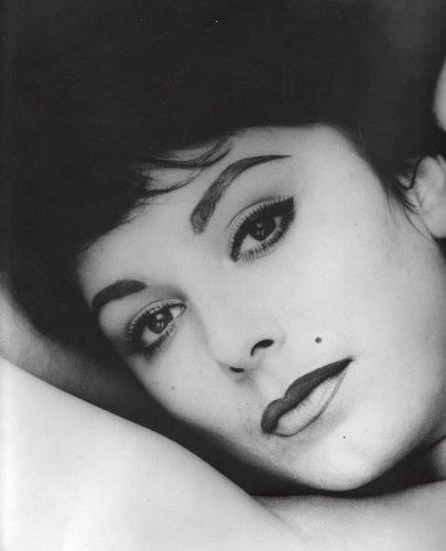 DELILAH JONES aka Doris Gohlke Vintage Burlesque Photo signed